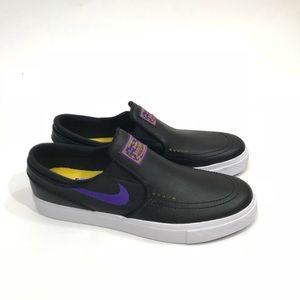 Nike SB Mens Zoom Stefan Janoski Slip On Sneakers